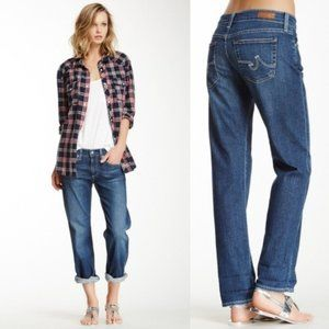 AG Jeans The Simona Straight Boyfriend sz 29